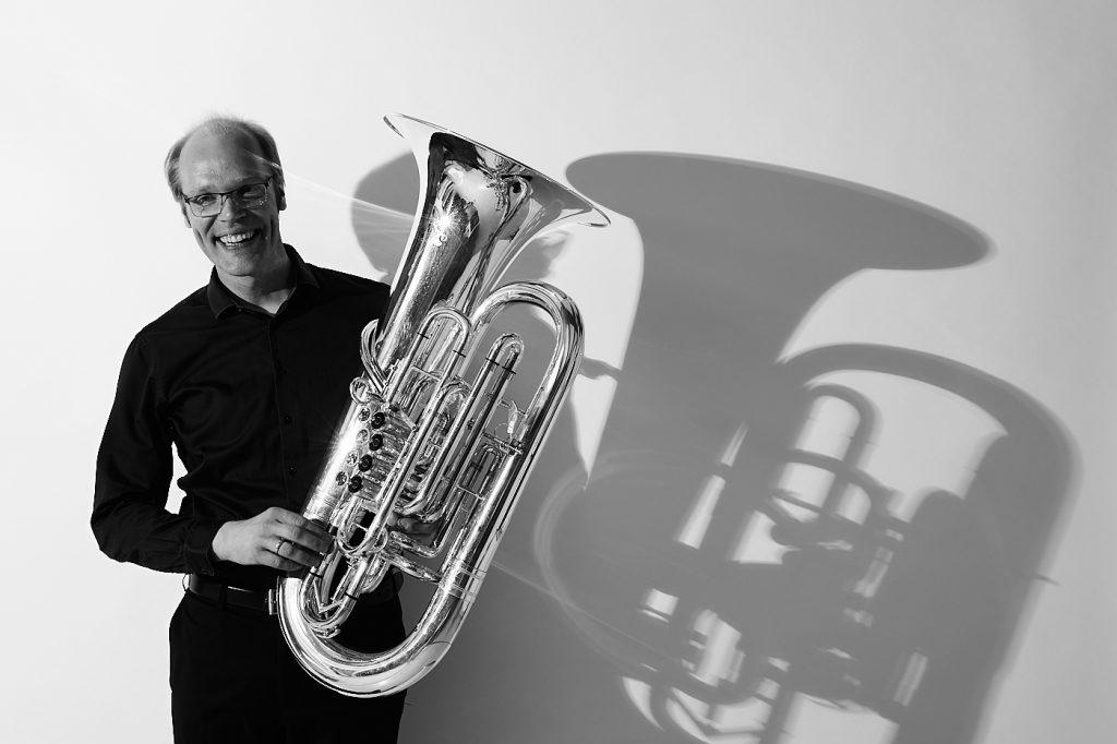 Daniel Ridder Tuba Masterclass en TubaGym